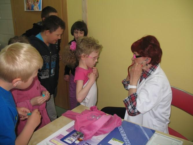 Wizyta w Ośrodku Zdrowia