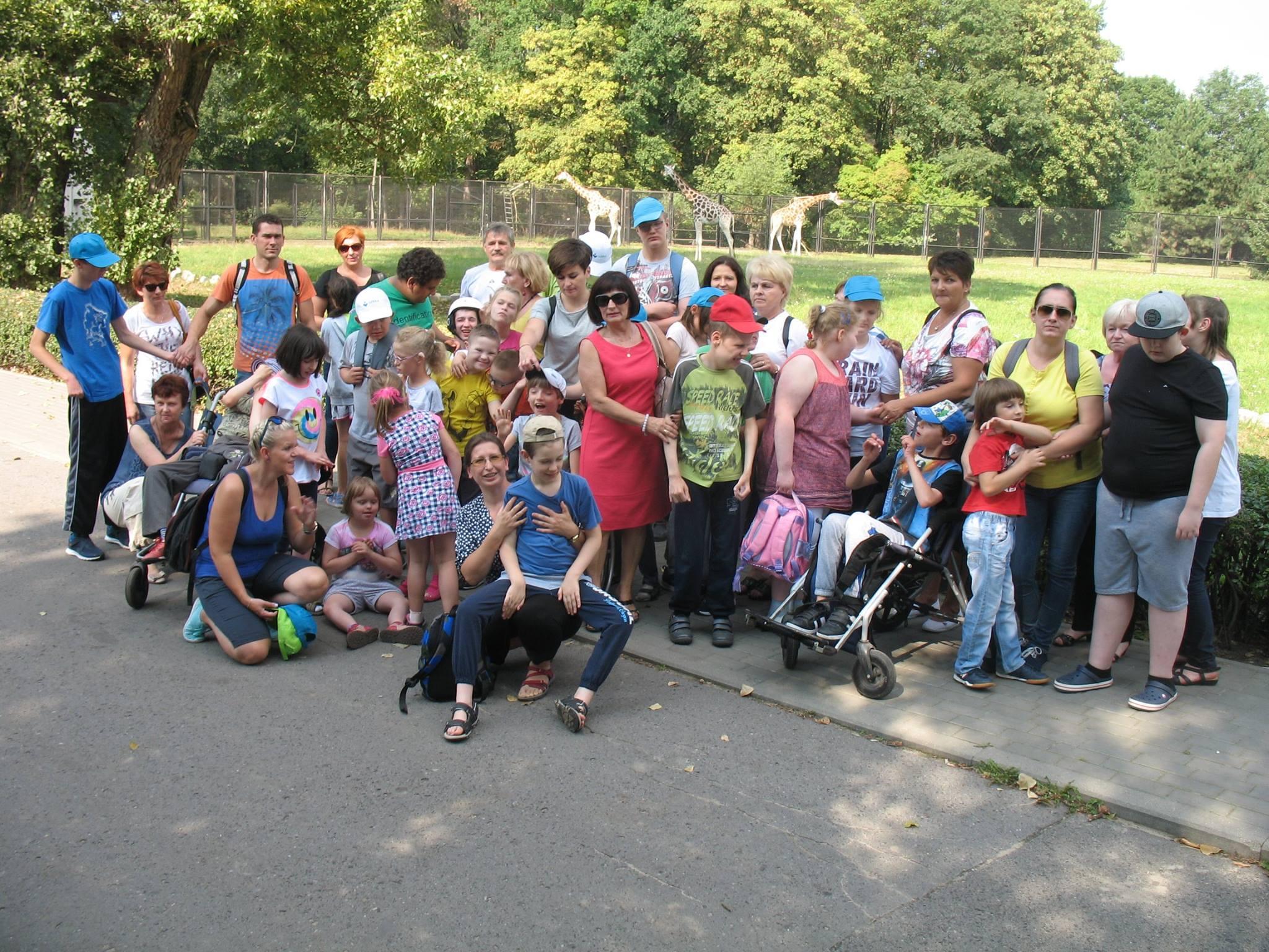 Wycieczka do Miejskiego Ogrodu Zoologicznego w Warszawie