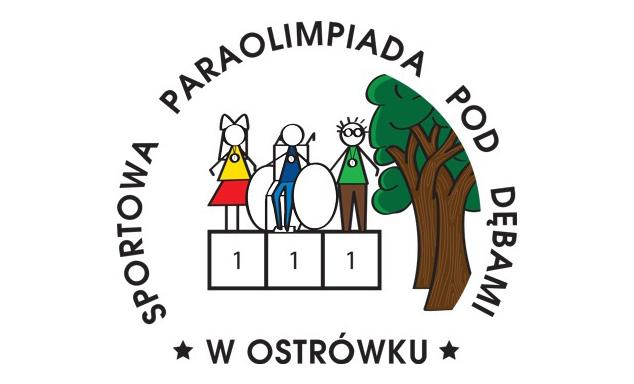IV SPORTOWA PARAOLIMPIADA POD DĘBAMI W OSTRÓWKU