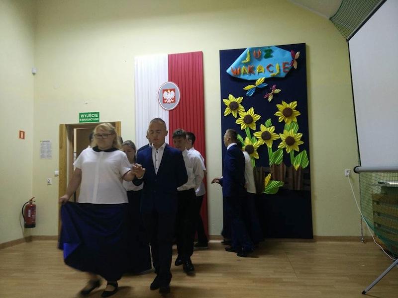 Zakończenie roku szkolnego 2016/2017