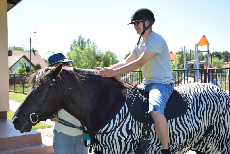 Wy nie wiecie, a ja wiem, jak rozmawiać z koniem, psem
