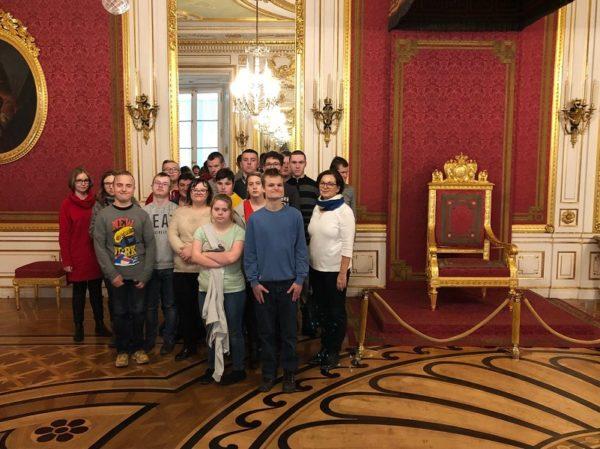 Wycieczka do Zamku Królewskiego