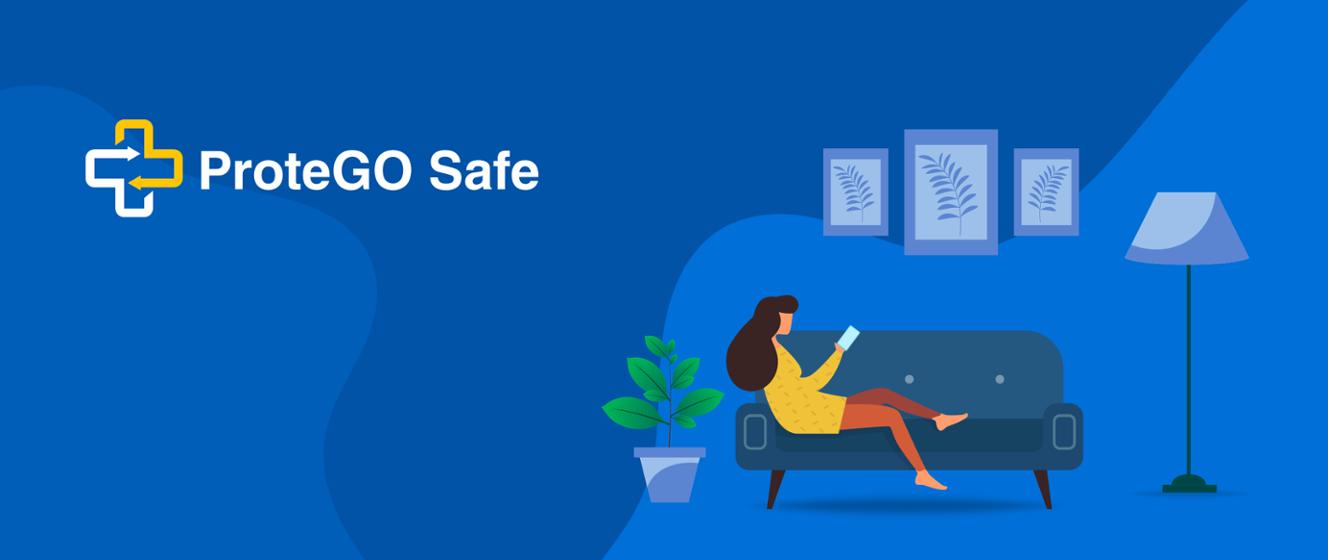 Aplikacja ProteGO Safe