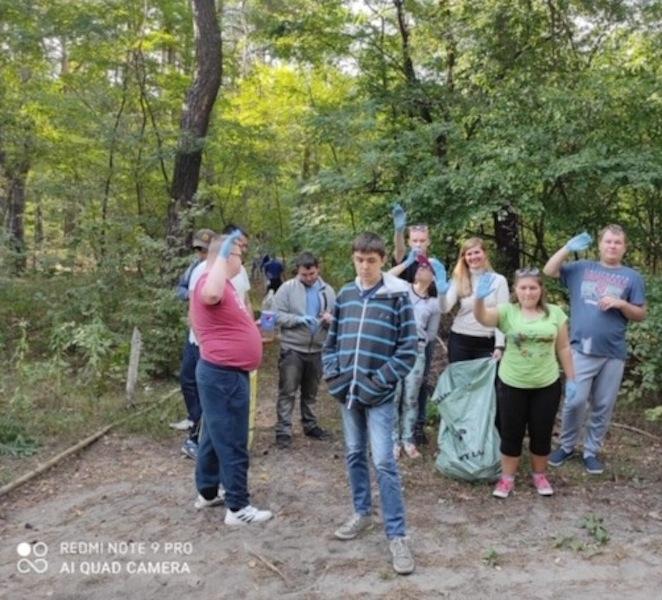 Kształtujemy postawy ekologiczne wśród naszych uczniów