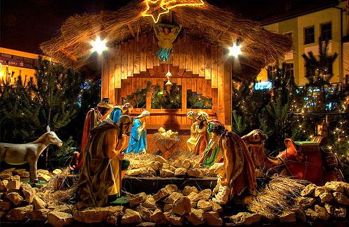 W oczekiwaniu na Święta i Jasełka szkolne.